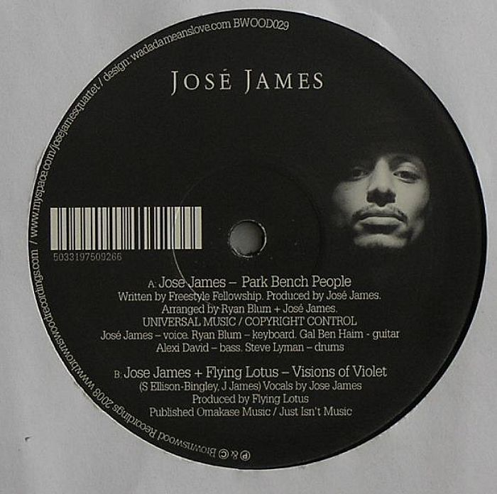 "Future Classic: Jose James – ""Park bench people"""