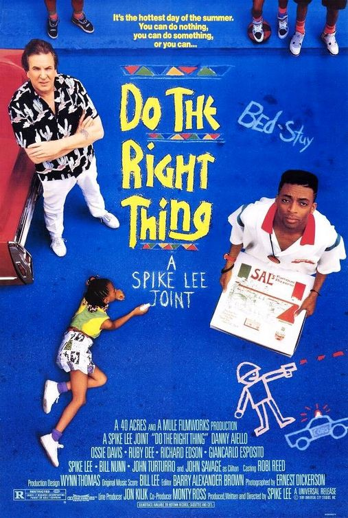 Do The Right Thing 1989 Spike Lee Music Is My Sanctuary