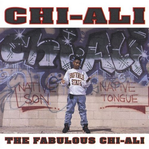 Chi-Ali - The Fabulous 1992 (Relativity)