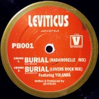 "Forgotten Treasure: Leviticus ""The Burial"""