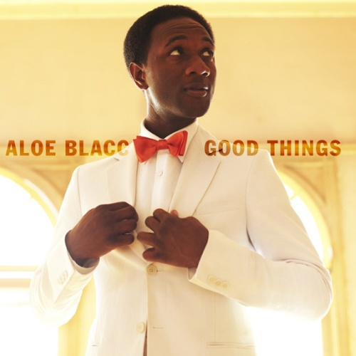 Aloe Blacc Good Things Cover