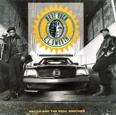 Pete Rock - Mecca And The Soul Brother Deluxe