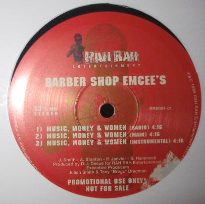 Barbershop Emcee's