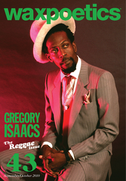 Wax Poetics - Issue 43 - Reggae Special