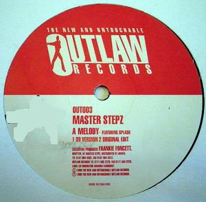Master Stepz Melody (Outlaw Records) 1998