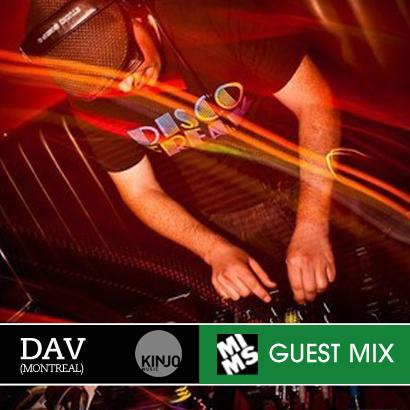 Guest Mix #03: DAVE ALLISON