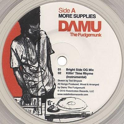 Future Classic: DAMU the Fudgemunk