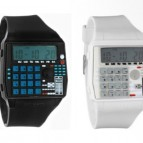 MPC-Inspired Watch from FLUD!