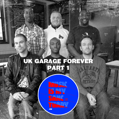 "Lexis ""UK Garage Forever Vol. 1″ (2 Step Classics)"