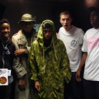 Odd Future on Benji B's BBC Radio 1 Show