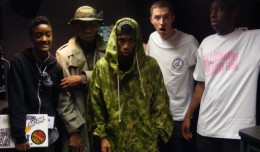 Odd Future on BBC Radio 1 - Benji B