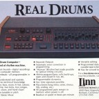 Linn LM-1 Drum Machine circa 1982