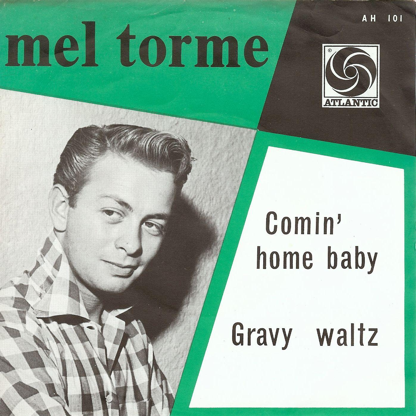 Forgotten Treasure Mel Torm 233 Quot Comin Home Baby Quot 1962