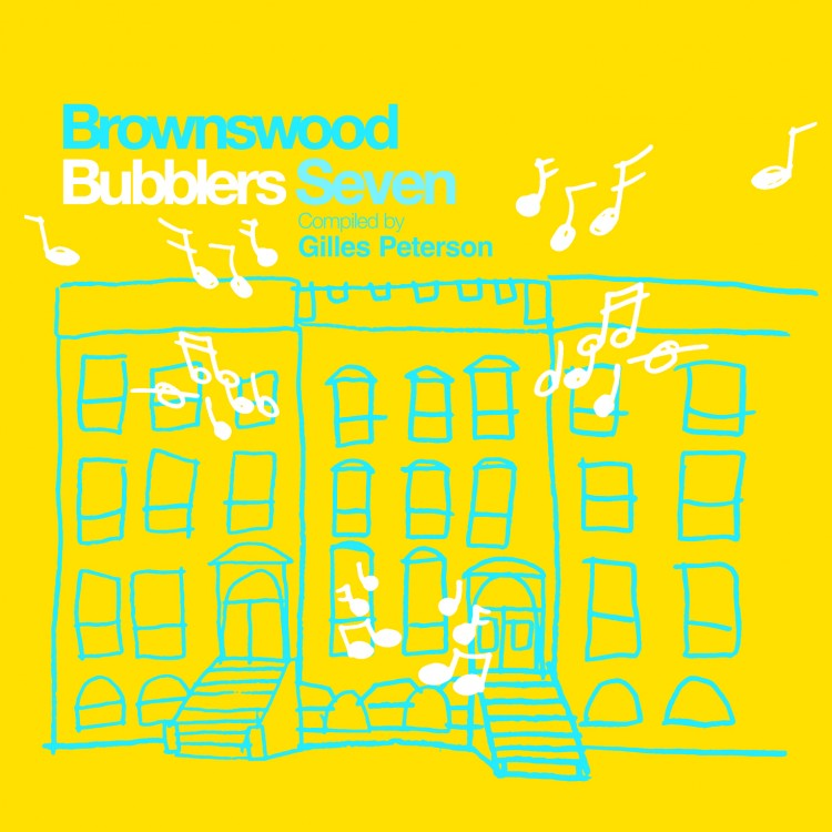 Brownswood Bubblers Volume 7