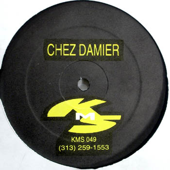 "Forgotten Treasure: Chez Damier ""Untitled"""