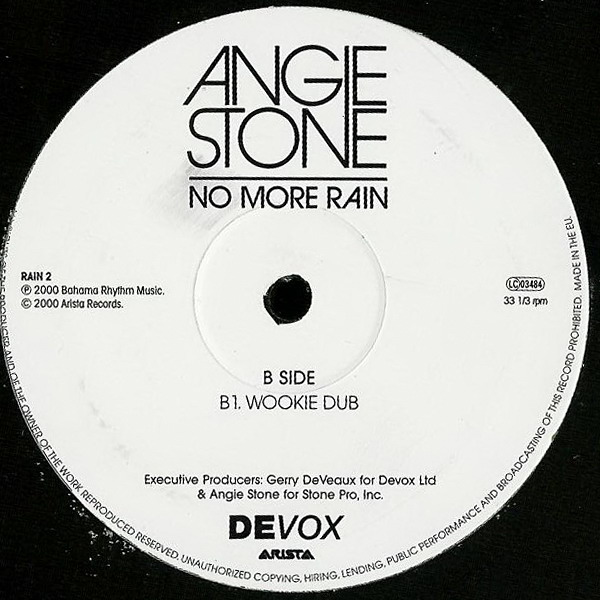 "Forgotten Treasure: Angie Stone ""No More Rain"""