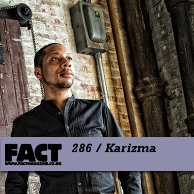 "Karizma ""Fact Mix #286″"