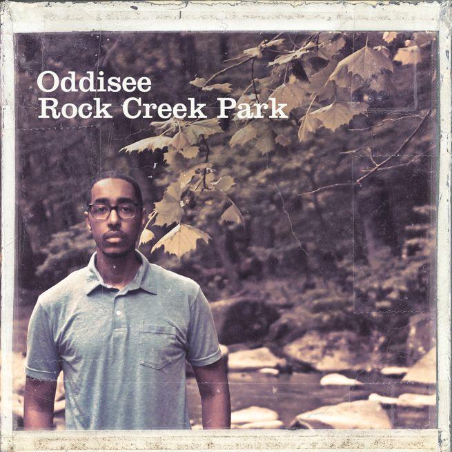 "Future Classic: Oddisee ""Rock Creek Park"" LP"