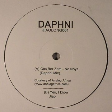 Future Classic: Daphni – Ne Noya (Jialong) 12″