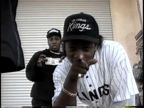 N W A In The Studio Video From 91 Music Is My Sanctuary
