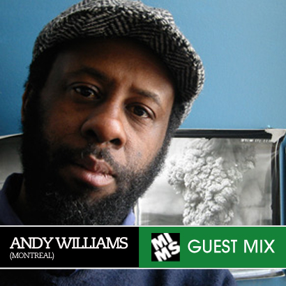 Guest Mix #07: ANDY WILLIAMS