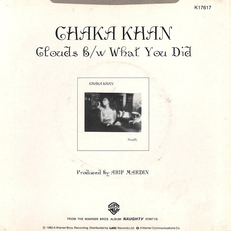 "Forgotten Treasure: Chaka Khan ""What You Did"""
