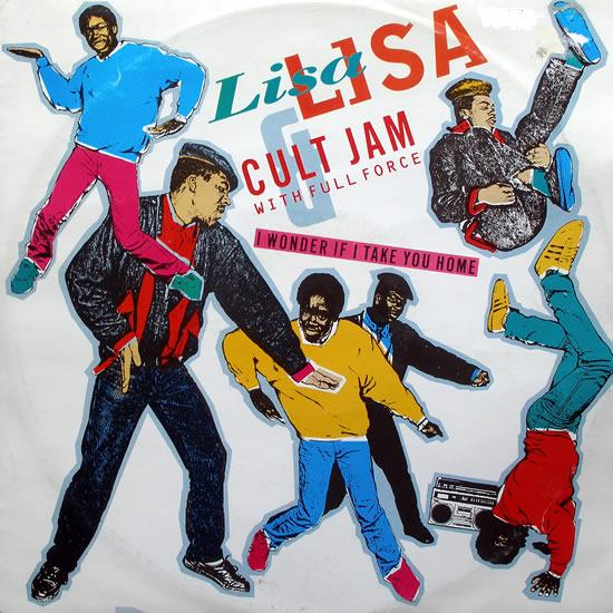 "Forgotten Treasure: Lisa Lisa and Cult Jam & Full Force ""I Wonder If I Take You Home"""