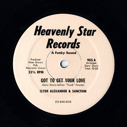 "Forgotten Treasure: Clyde Alexander ""Got To Get Your Love"""