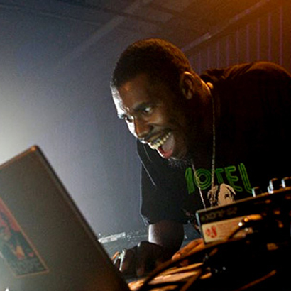 Classic Mixes: Flying Lotus in Montreal @ Mutek (2008)