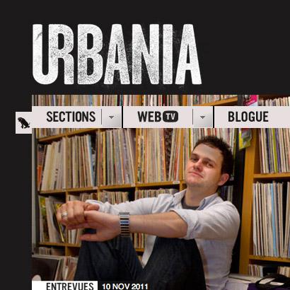 Lexis Interview in Urbania