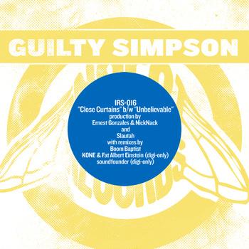 "Future Classic: Guilty Simpson ""Close Curtains"" (BoomBaptist Remix)"