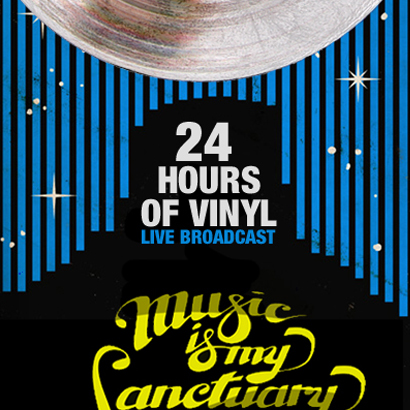 24 Hours of Vinyl – Live MIMS Broadcast Event