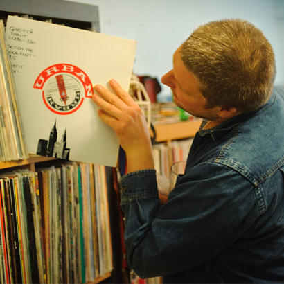 MIMS 24 Hours of Vinyl Marathon in Pictures
