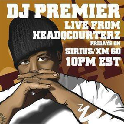 "Dj Premier ""80′s Mix"" – Live From HeadQCourterz"