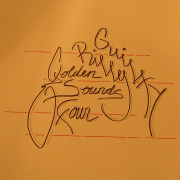 """Rilly Guilty """"Golden Sounds Volume #4″"""