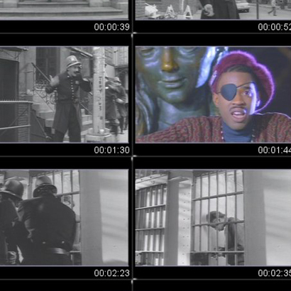 "Slick Rick ""Children's Story"" (Video Digging)"