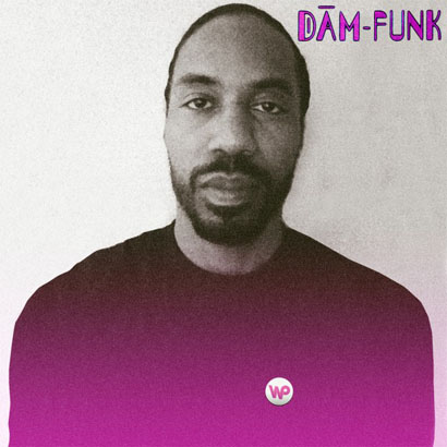 "Dam-Funk ""Wax Poetics Prince Mix"""