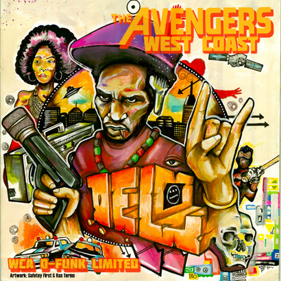 "Future Classic: Del The Funkee Homosapien ""West Coast Avengers"""