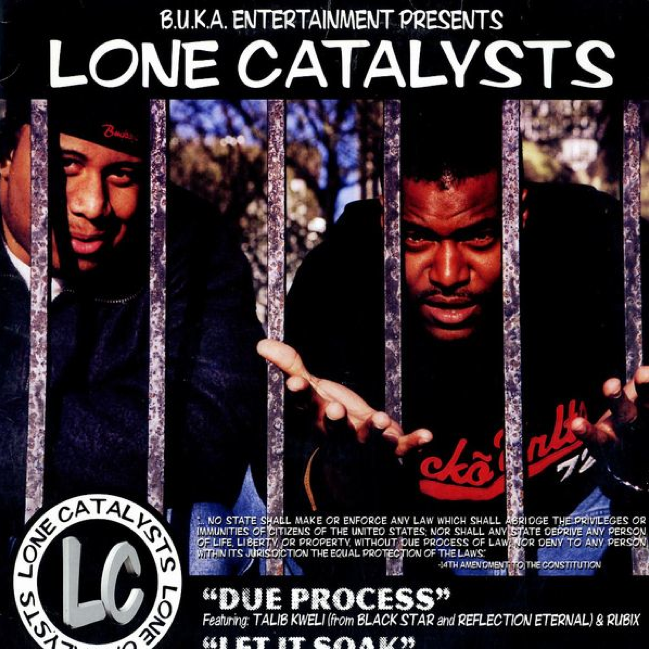 "Forgotten Treasure: Lone Catalysts ""Due Process"""