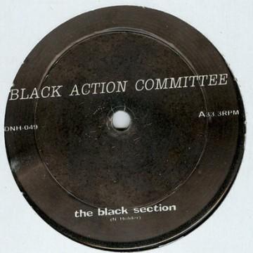 Forgotten Treasure: Black Action Committee / Nick Holder