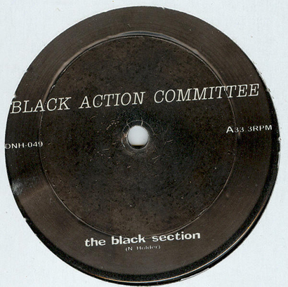 Forgotten Treasure: Black Action Committee / Nick Holder