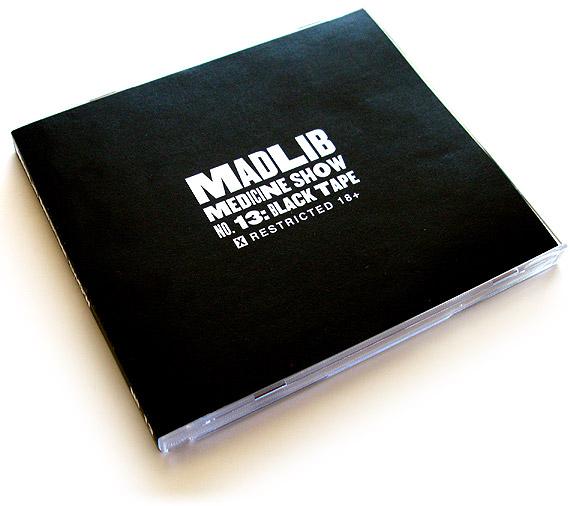 Madlib Medecine Show #13: Black Tape