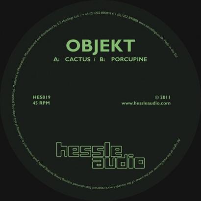 "Future Classic: Objekt ""Cactus / Porcupine"" (Hessle Audio)"