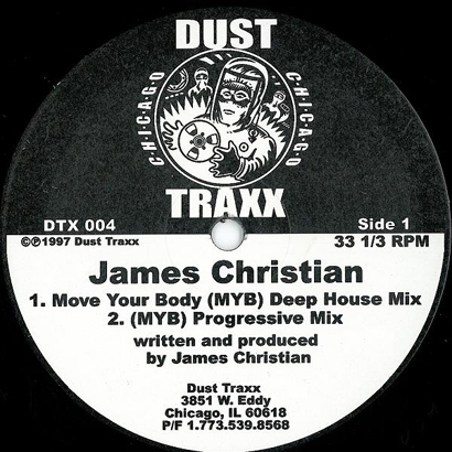 "Forgotten Treasure: James Christian ""MYB"""