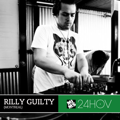 24 Hours of Vinyl Mix - Rilly Guilty