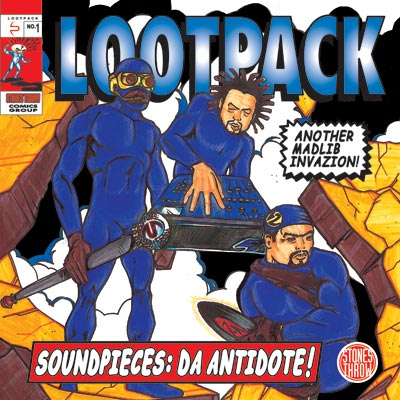 "Forgotten Treasure: Lootpack ""Soundpieces: Da Antidote"""