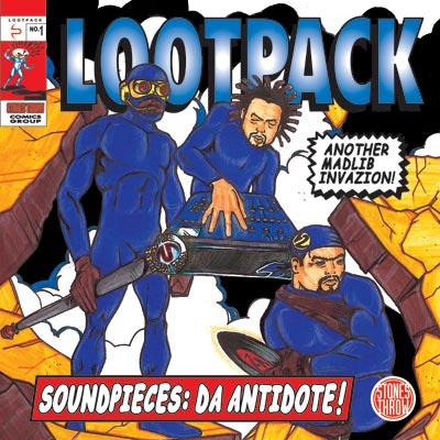 "Forgotten Treasure: Lootpack ""Soundpieces: Da Antidote"""