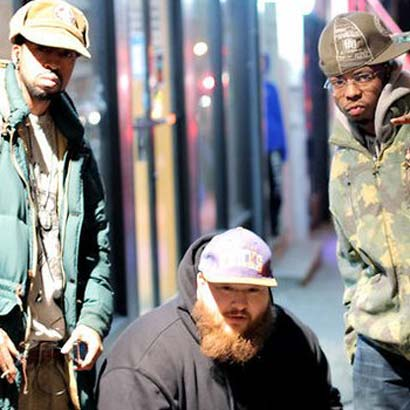 "Future Classic: Large Pro ""M.A.R.S"" with Cormega, Action Bronson, Roc Marciano & Saigon"