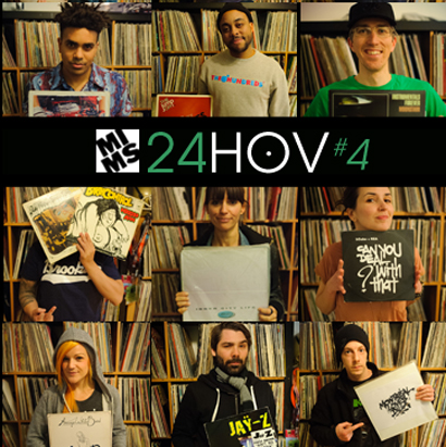 MIMS' 24 Hours of Vinyl – 4th Edition