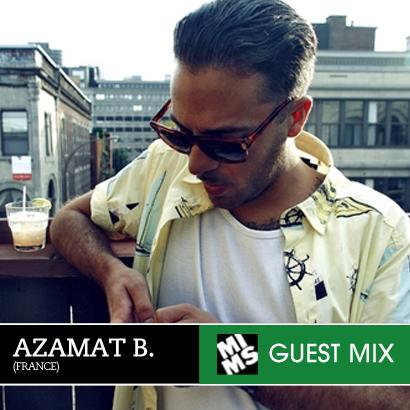 Azamat B (Boomclap, Montreal)
